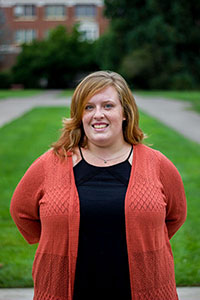 ASOSU Assistant Director of Advocacy Programs, Michaela Martin