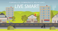 Campus Community Relations Live Smart picture